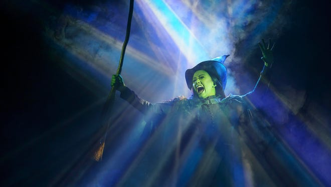 """Wicked,"" set for April 1-19, 2020, continues to attract families and the fans it has had since it launched to huge success in 2003."