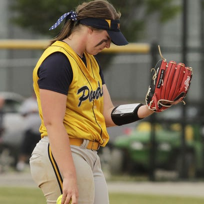Haylee Smith of Notre Dame says her signature prayer