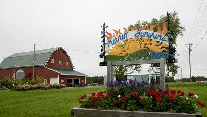 Mornin' Sunshine Farm will host an Autumn BBQ from 11 a.m. to 3 p.m. Saturday