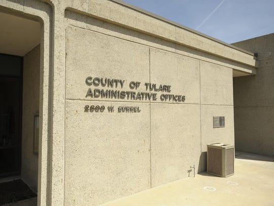 County of Tulare Administrative Offices