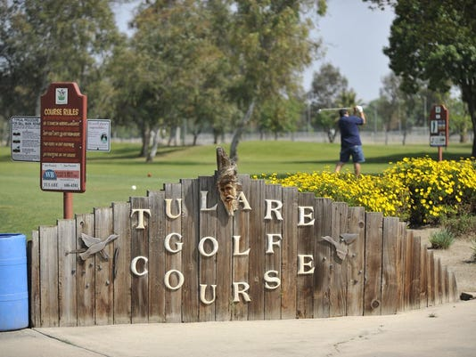 tulare golf course
