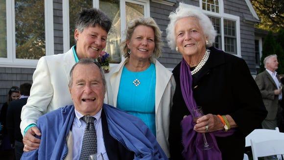AP Bush Same Sex Wedding_001