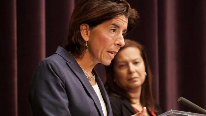 Advocacy groups are calling on Gov. Gina Raimondo to count late-arriving ballots received within three days of the Nov. 3 election.