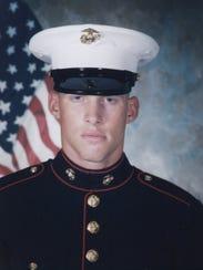Marine Marc Ryan died in Iraq in 2004.