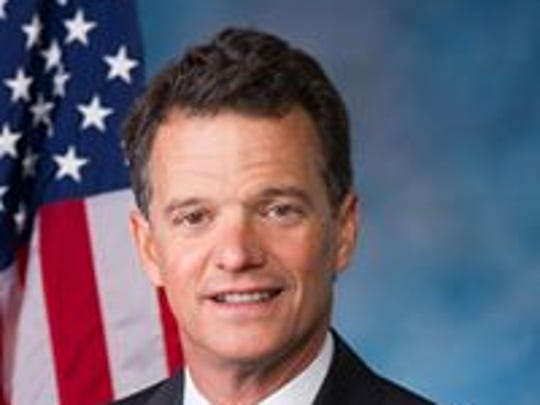 U.S. Rep. Dave Trott is planning to hold a town hall meeting in March.
