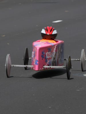 Children and teens from Richland and surrounding counties will take part in The North Central Ohio Soap Box Derby Saturday.