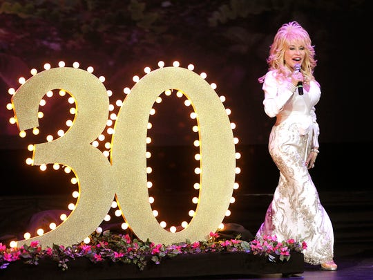 In honor of the Dollywood's 30th milestone, Dolly Parton worked with park executives to create 30 new additions to the park this year.