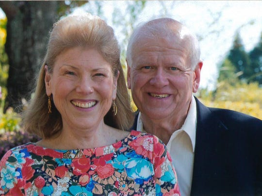 From Capital Manor, it's easy to get into the Salem area and for scheduled day trips. This is a major benefit of independent living for Charlie and Ellen Weyant.