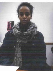 Semira Birke is wanted by Licking County Adult Probation.