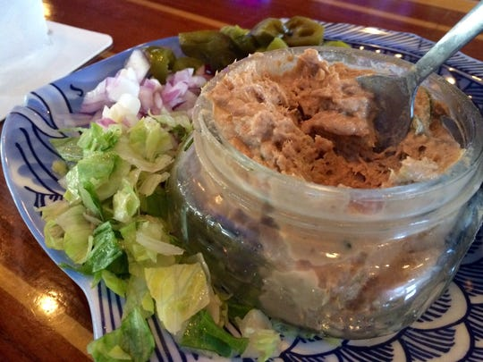 Smoked fish dip made with mahi from Dixie Fish Co. on Fort Myers Beach.