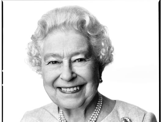 Queen Elizabeth's new portrait