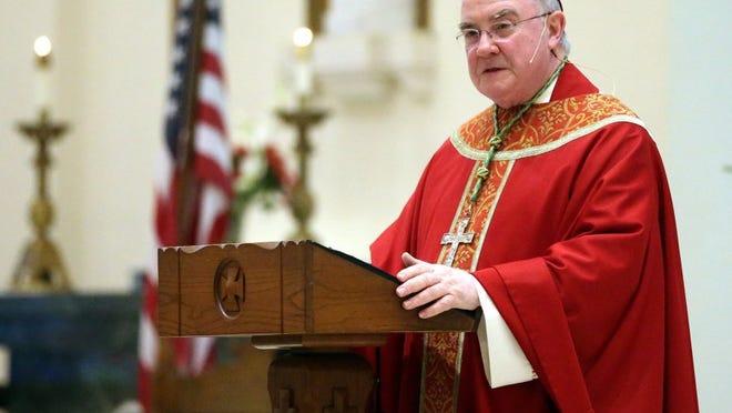 Bishop Michael Mulvey talks