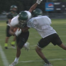 Sickles looking to run past opponents this season.