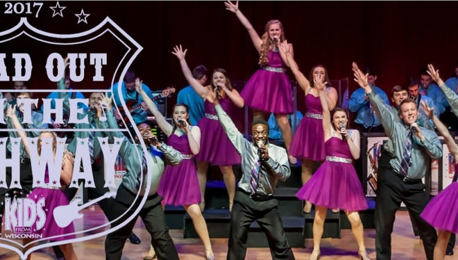 """KIDS from Wisconsin brings its 2017 """"Head Out on the Highway"""" show to Manitowoc's Capitol Civic Centre July 13."""