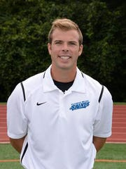 Adam Jones has been named the new head men's soccer