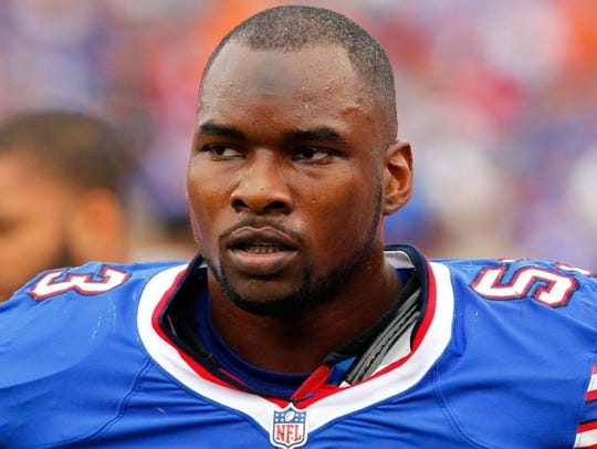 "Nigel Bradham played eight games against Tom Brady and the New England Patriots while playing for the Buffalo Bills. ""You know what you're going to get with Tom. He is what he is for a reason,"" Bradham said."