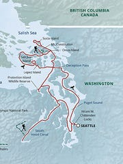 """Take a """"Craft Beer Cruise"""" round trip from Seattle, Washington featuring foremost beer experts and brewers."""