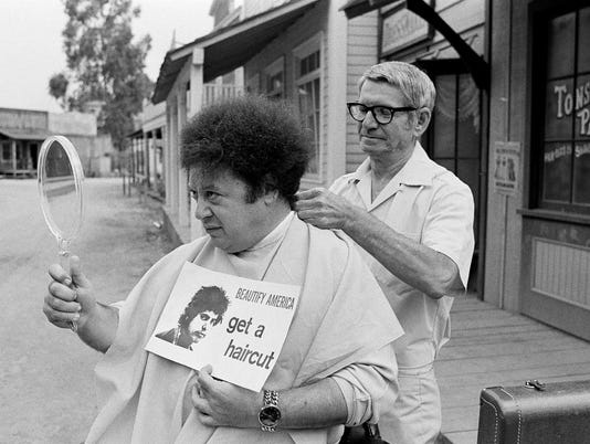 Marty Allen, Sol Goldstein