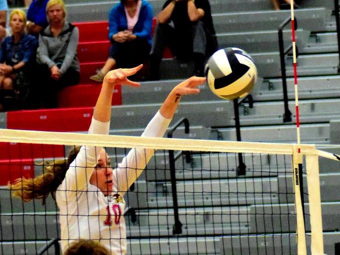 GALLERY: Oak Hills volleyball defeats Princeton, Sept. 8