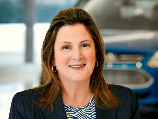 Elena A. Ford, Vice President, Global Dealer and Consumer Experience, Ford Motor Company