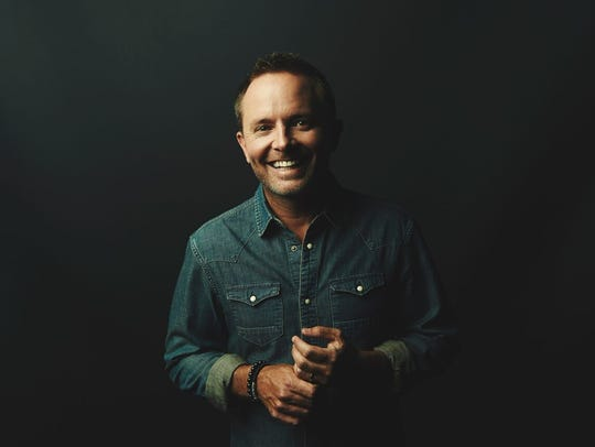 Chris Tomlin will perform at 8 p.m. Saturday at the Tennessee Theatre.
