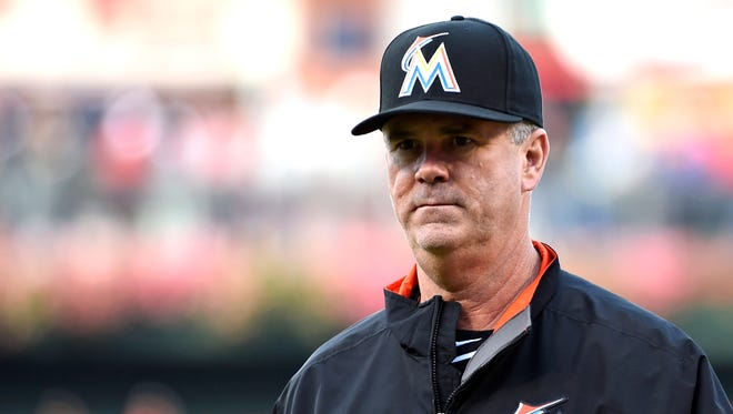 Dan Jennings will be owed some $4.5 million from the Marlins.