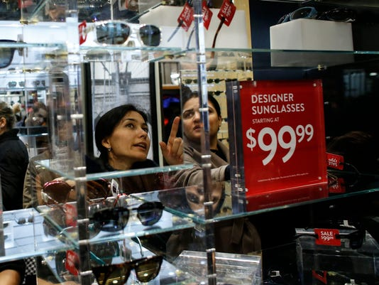 Retail earnings show changing tide for department stores