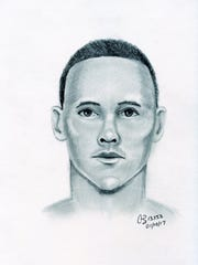 Mesa police released a sketch of a man who sexually assaulted a child during the night of Jan. 9, 2017.