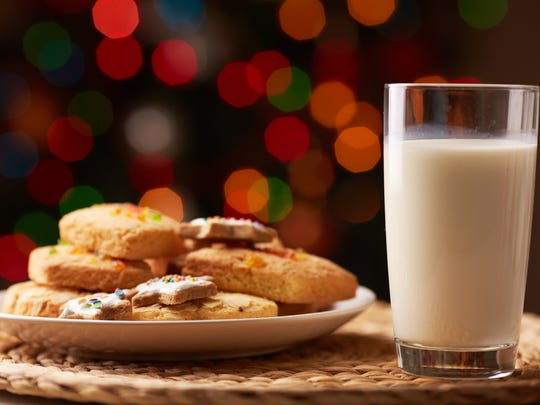 Cookies are a universal symbol of the Christmas season.