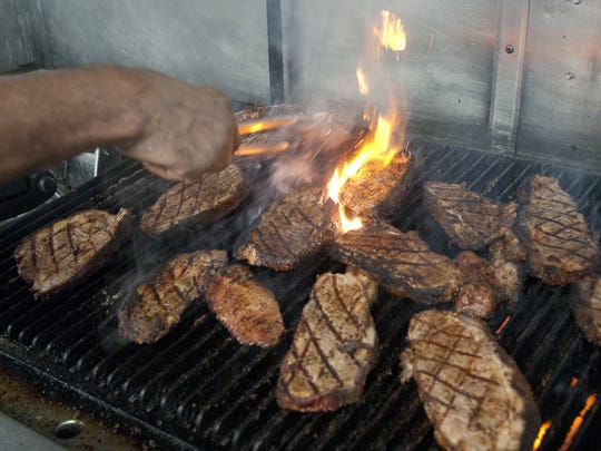 Steak grills won't get a rest during Devour Indy. Fifty restaurants are offering deals on everything from filet and prime rib to sirloin and carne asada.