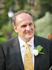 Ted Hand in a 2015 photo.