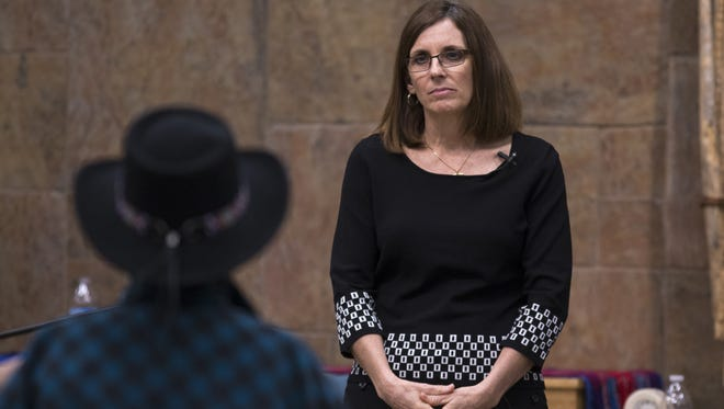 U.S. Rep. Martha McSally raised $1 million between April and June and spent $660,000 to do it.