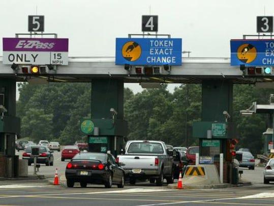 Express E Zpass Lanes Closed At Raritan Tolls This Weekend