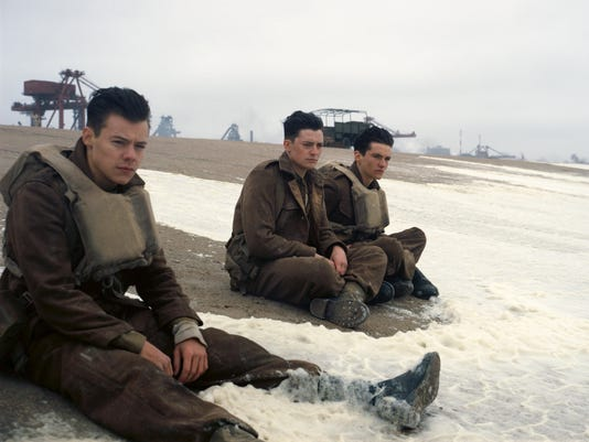 Film Review Dunkirk