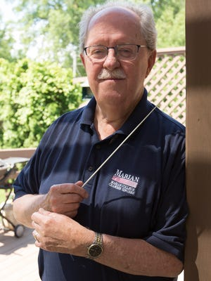 Ray Wifler, director of the Fond du Lac Symphonic Band, has been a musical fixture in the area for 43 years. The Buttermilk Festival this summer has been dedicated to him. He plans to retire in November.