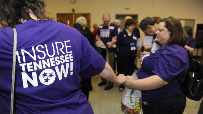 Earlier this year, U.S. Rep. Jim Cooper, D-Tenn., and Saint Thomas Health launched a renewed push for Insure Tennessee.