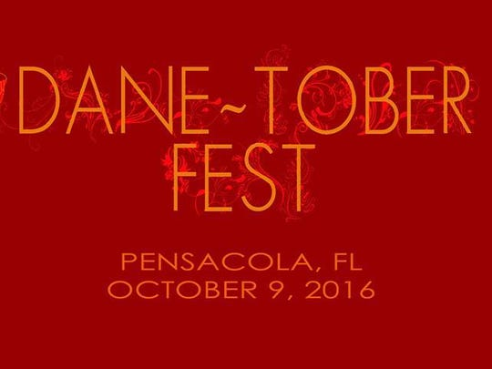 Dane-tober fest will take place Oct. 9 in downtown Pensacola