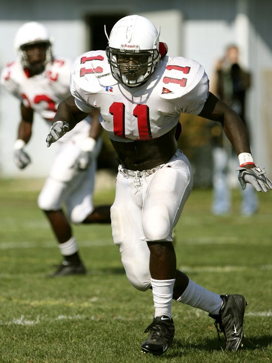 Wendell Brown Ball State football