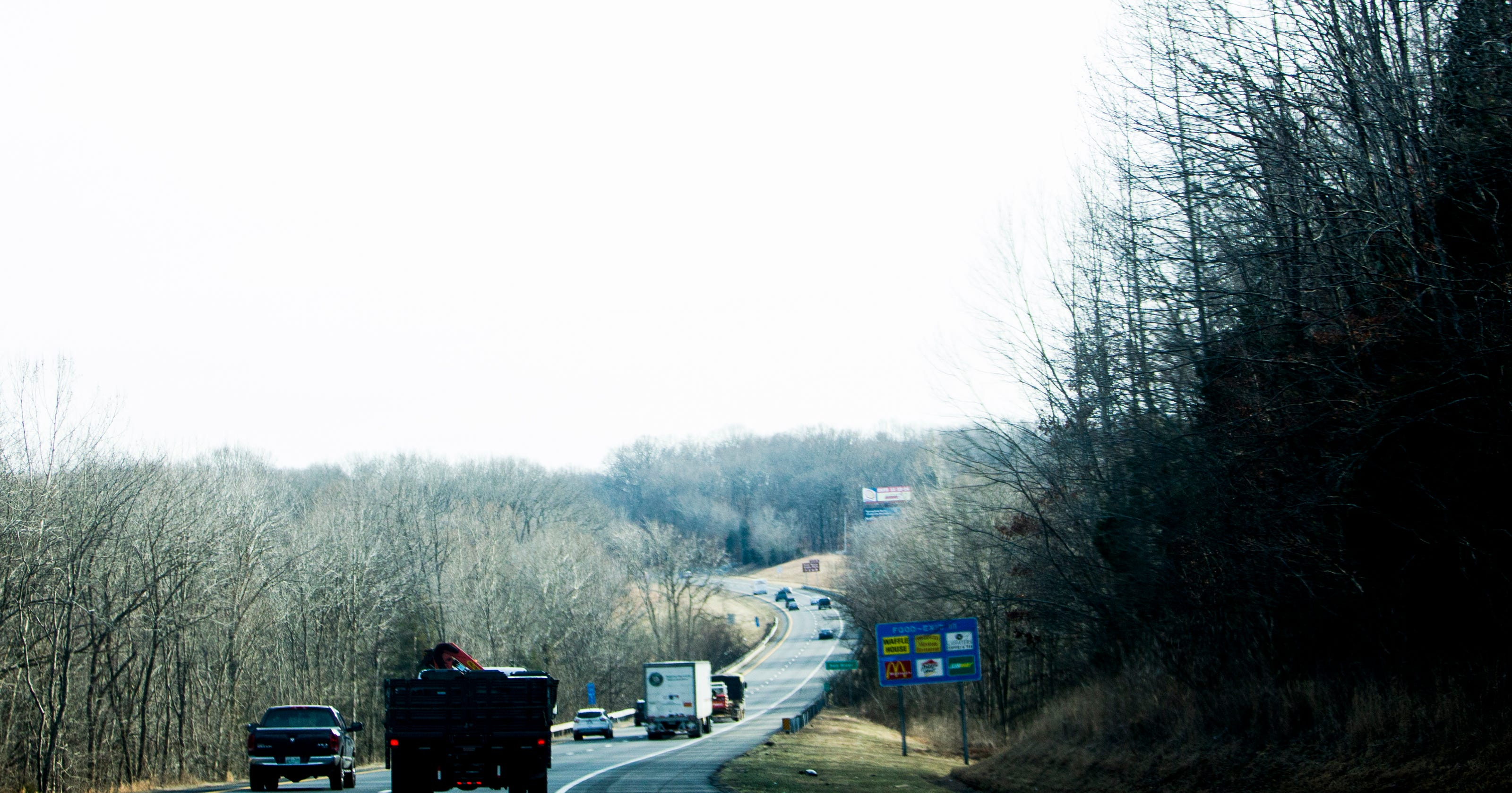 Widening of I-24 through Clarksville moves up on TDOT to-do list