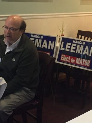 Lansing native Harold Leeman Jr. confirmed this week he will run for mayor. He was a City Council member for 12 years.