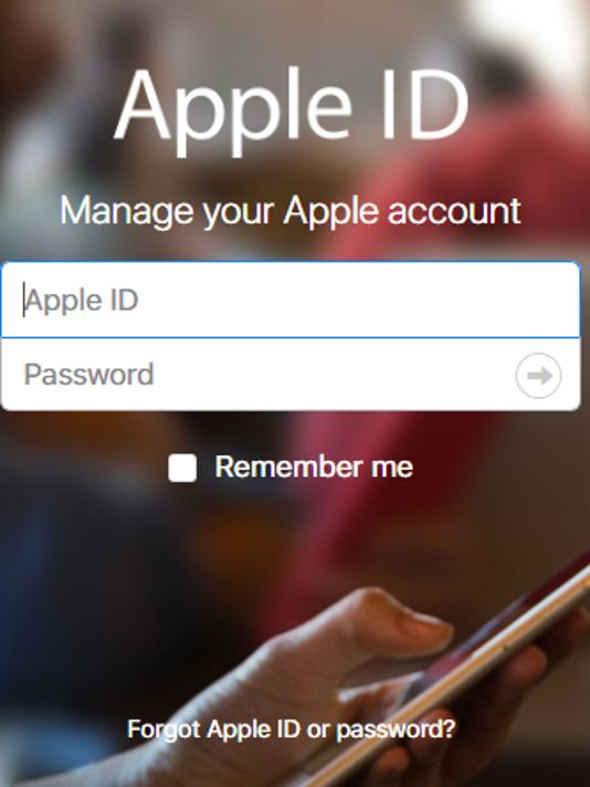 Apple ID Reset 1