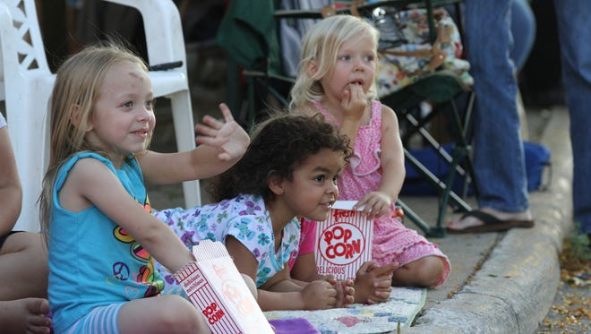 Downtown Marion will be buzzing with activity for kids of all ages when the 2019 Marion Popcorn Festival begins its three-day run on Thursday. The annual parade is scheduled to begin at 6 p.m. Thursday. The festival runs through Saturday. For information, visit www.popcornfestival.com. File photo/Marion Star
