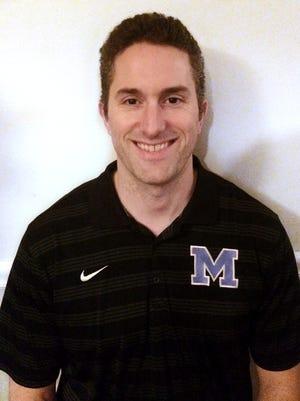 Brad Segall, Mahwah High School hockey coach
