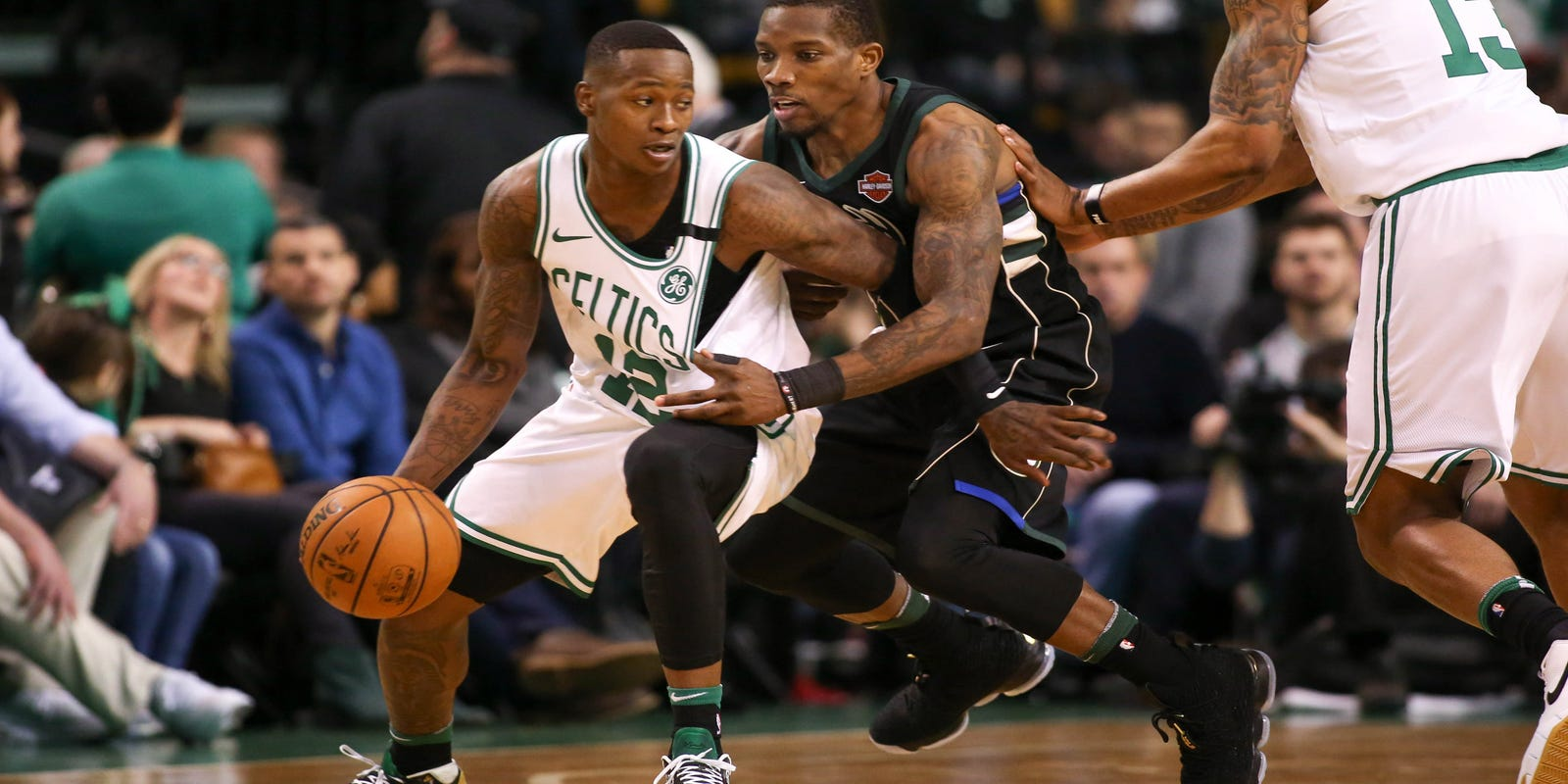 5ed2912d6 Bucks  Eric Bledsoe calls out Terry Rozier  Don t know who he is