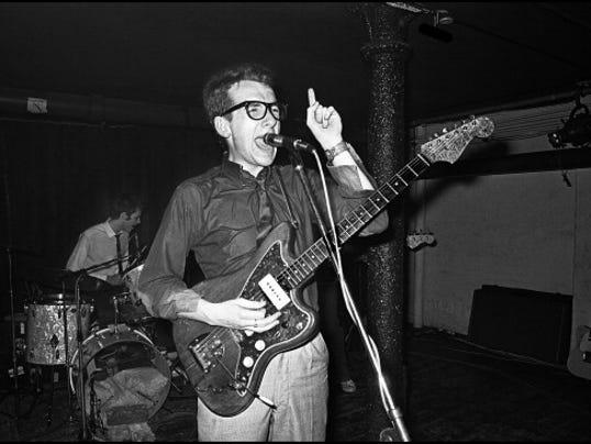 Elvis Costello At Dingwalls
