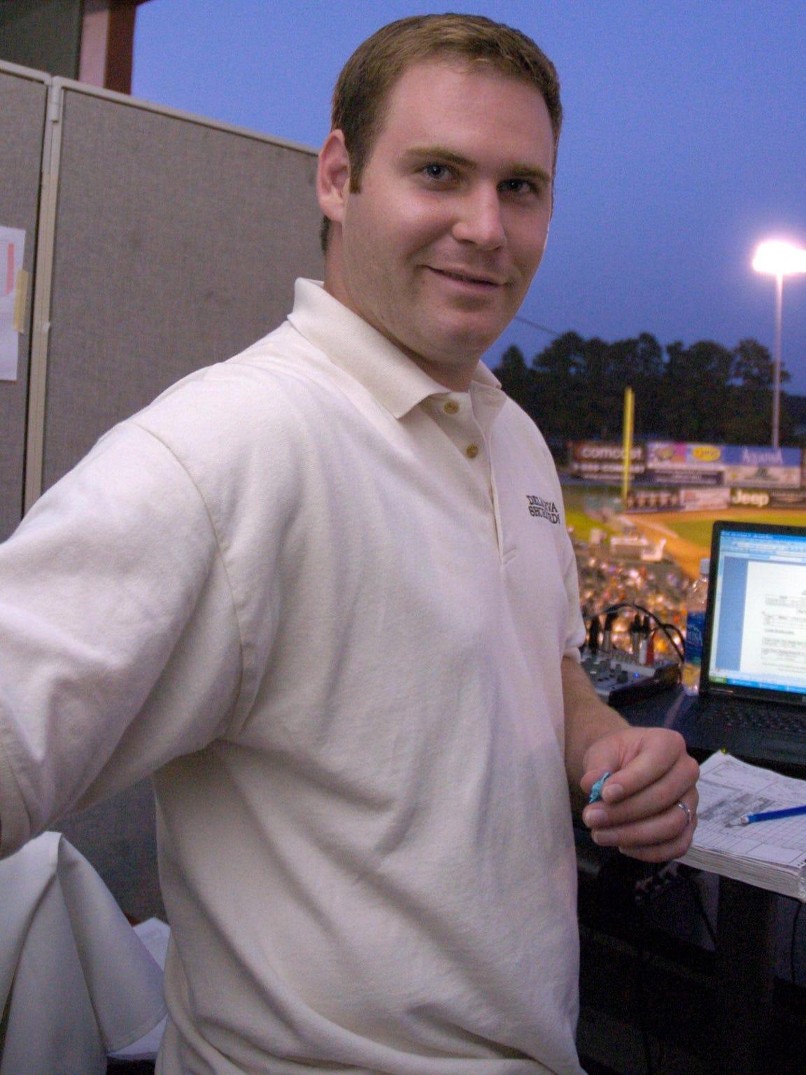 Randy Scott has been to Arthur W. Perdue Stadium as