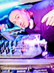 """DJ Fattie-B, shown here in 2010, has been hosting """"Retronome"""" at Club Metronome for more than a decade. He'll host an expanded """"Retronome"""" on New Year's Eve."""