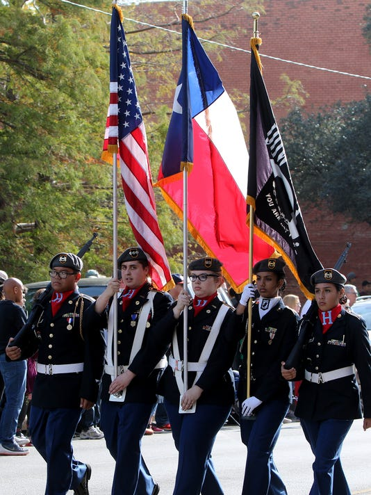 WF Veterans Day Parade