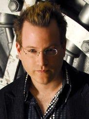 Author Ben Mezrich