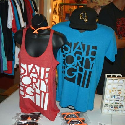 State Forty Eight apparel
